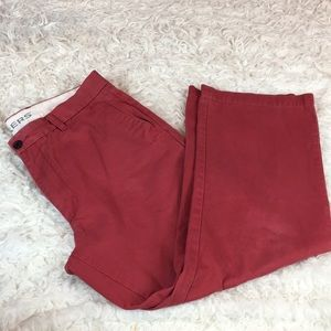 Dockers D3 Red Pants